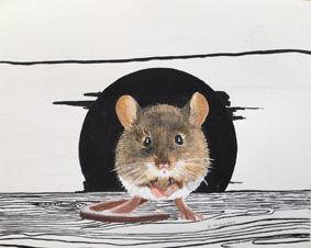 mouse holea