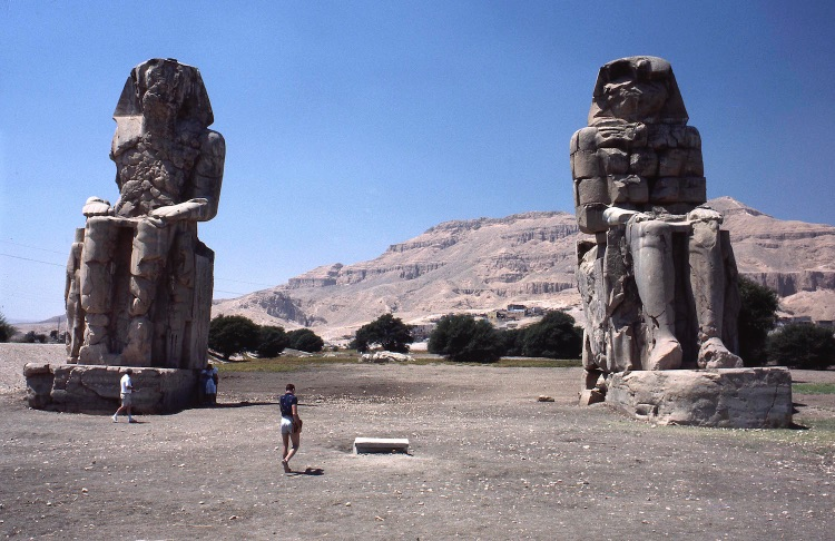 Colosi of Memnon