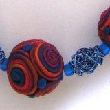 Filigree & Wire Necklace