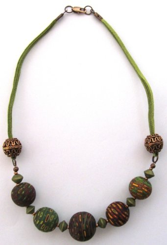 Jupiter Bead Necklace
