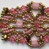Tapestry Bracelet - Rose