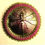 Deco Dragonfly Pendant Kit