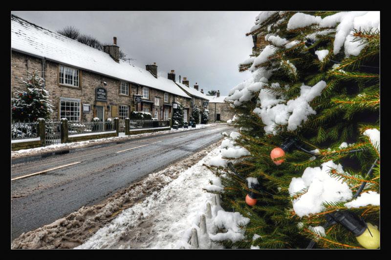 Castleton at Christmas