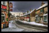 Castleton in the Snow