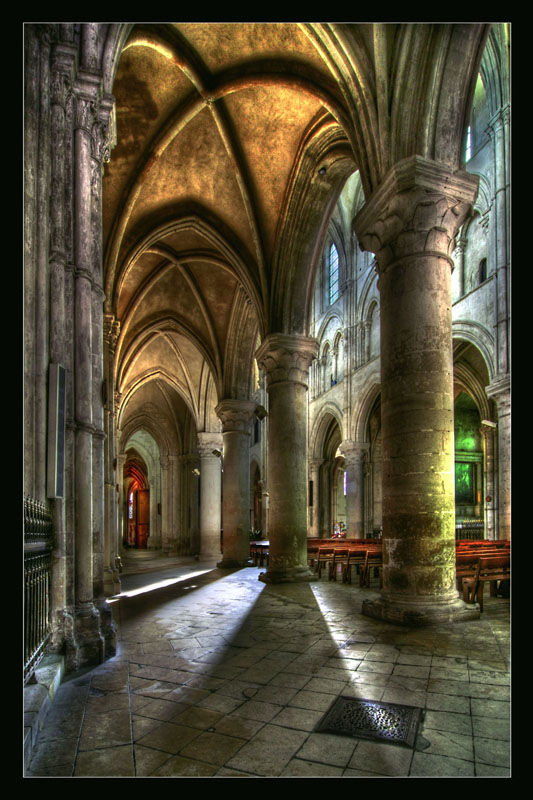 Liseaux Cathedral
