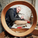 Damien Bramhall, Riddle and Sieve Maker