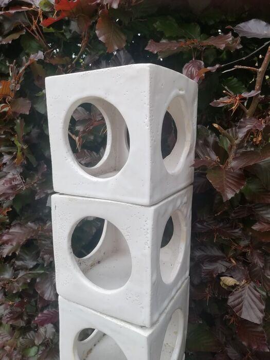 Ceramic tower