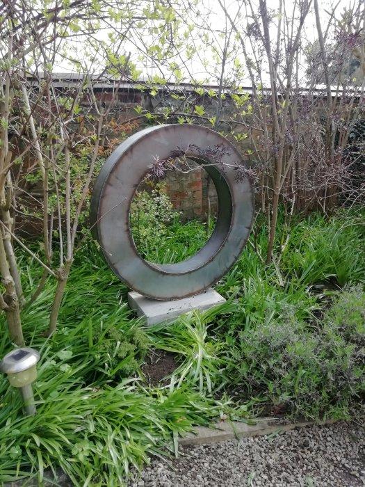 Thick steel ring medium