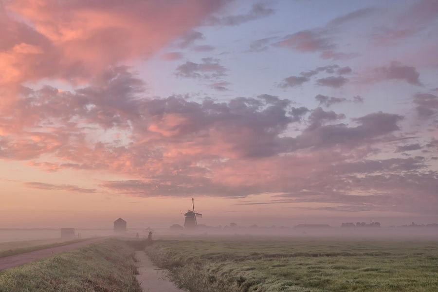 Een roze wolk - Etersheim