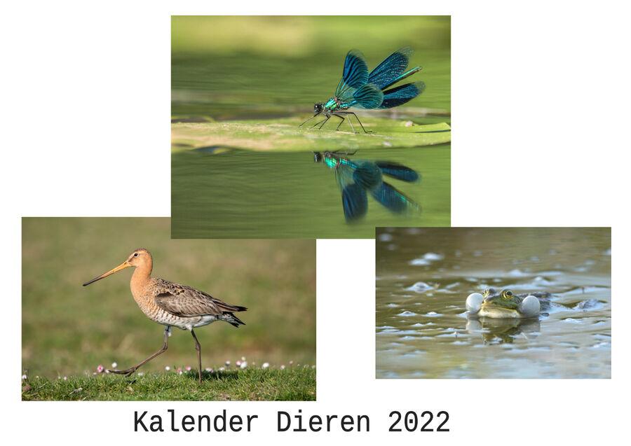 Kalender dieren 2022