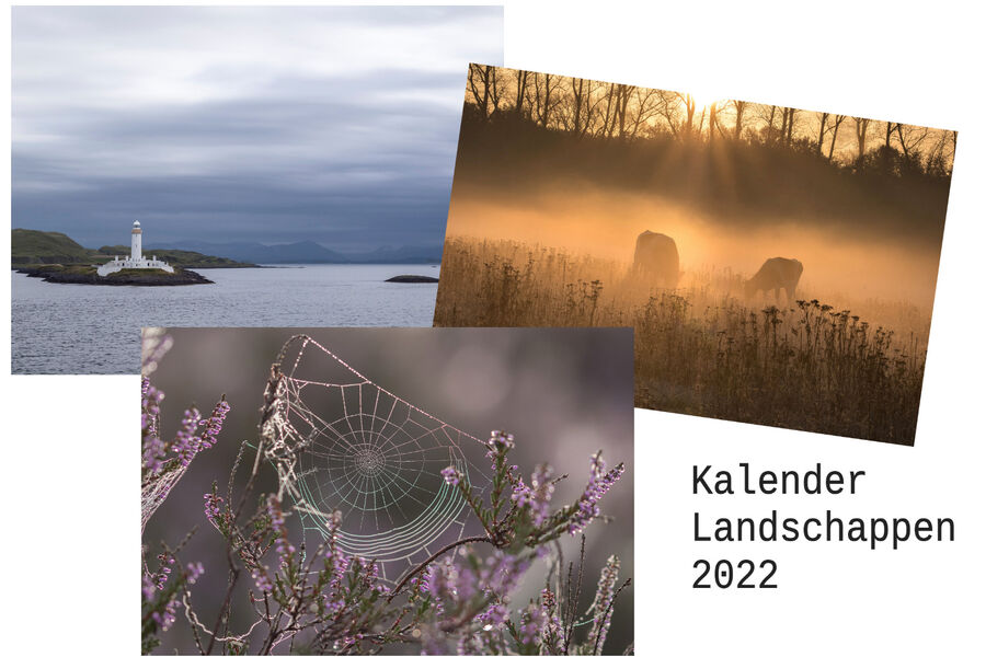 kalender landschappen 2022