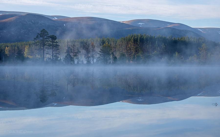 Scotland, land of lochs