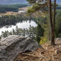 Uath Lochans, Glen Fehsie, Schotland