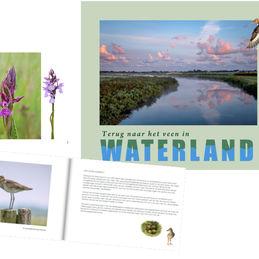 Boekje 'Terug naar het veen in Waterland'