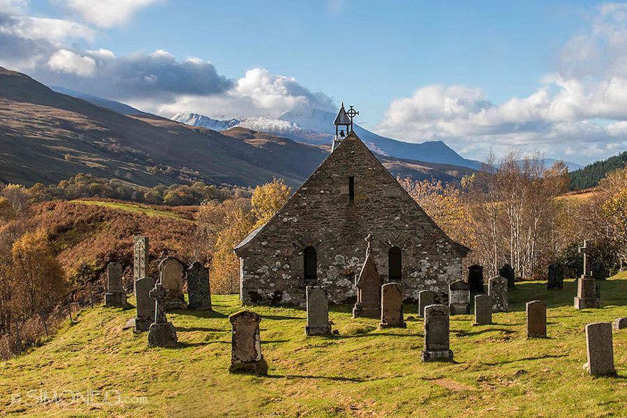 Mijn persoonlijk bedevaartsoord ... somewhere in Scotland