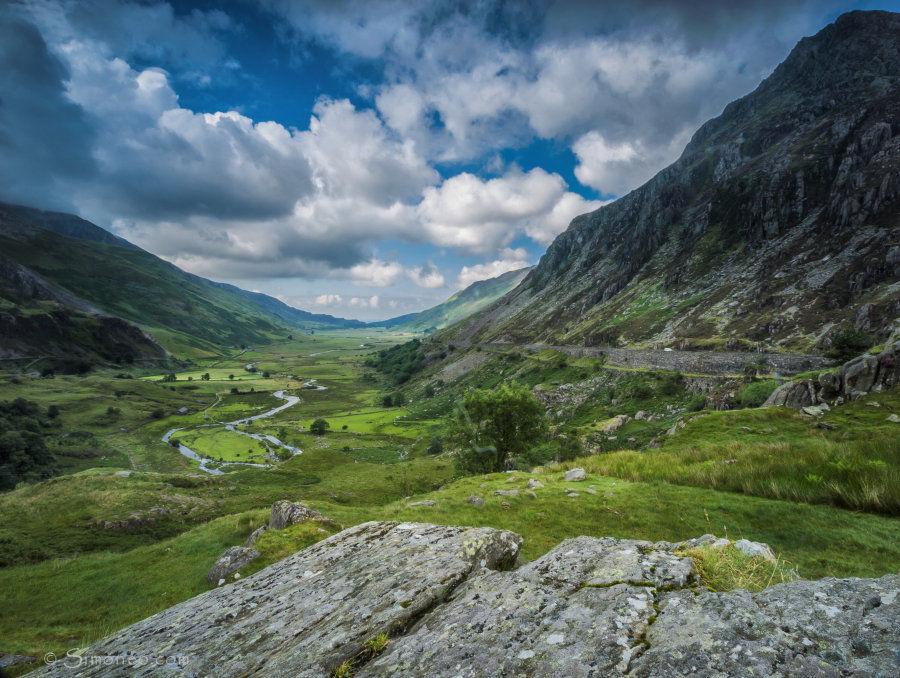 Nant Ffrancon, Snowdonia