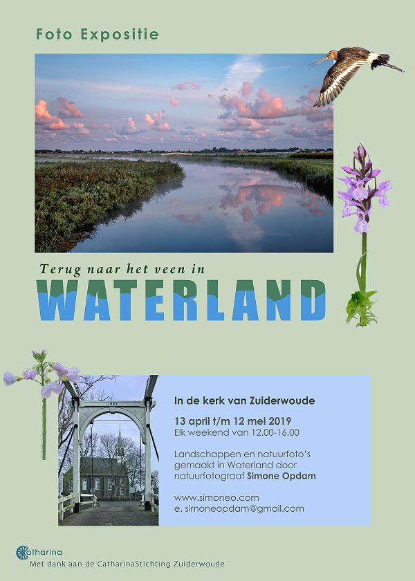 Expositie 'Terug naar het veen in Waterland' 13 april 2019