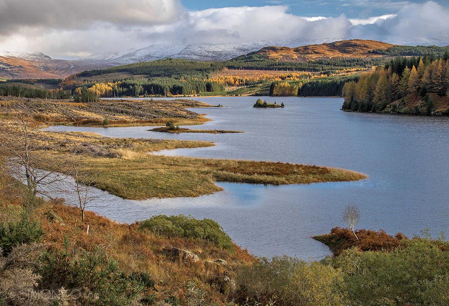 Spean reservoir