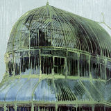 Palmhouse Dome, oil on canvas, 70 x 82cm