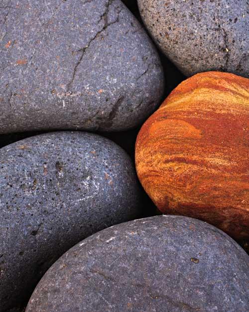 Rocks, Elie