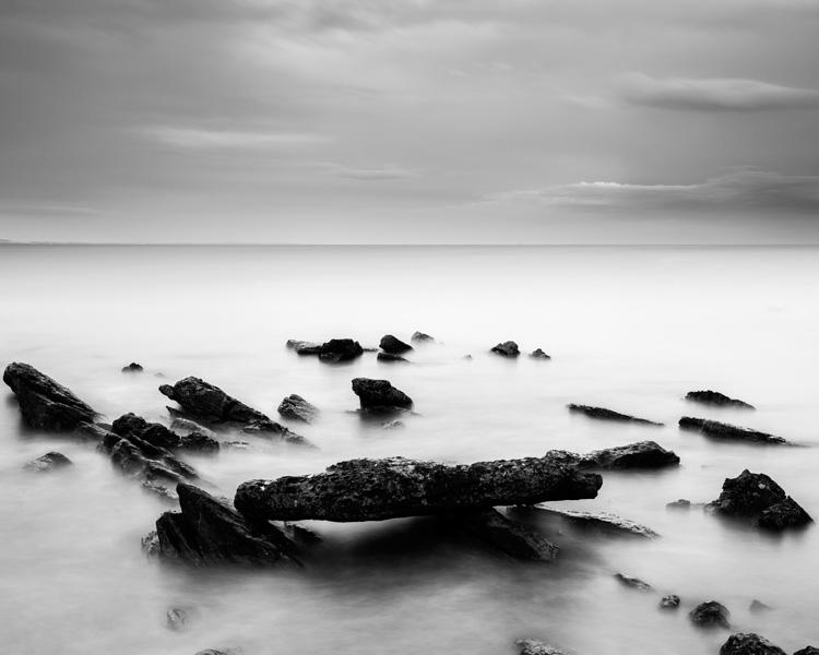 St Andrews rocks