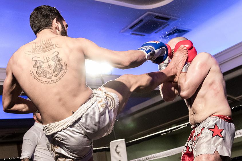Interclub fight