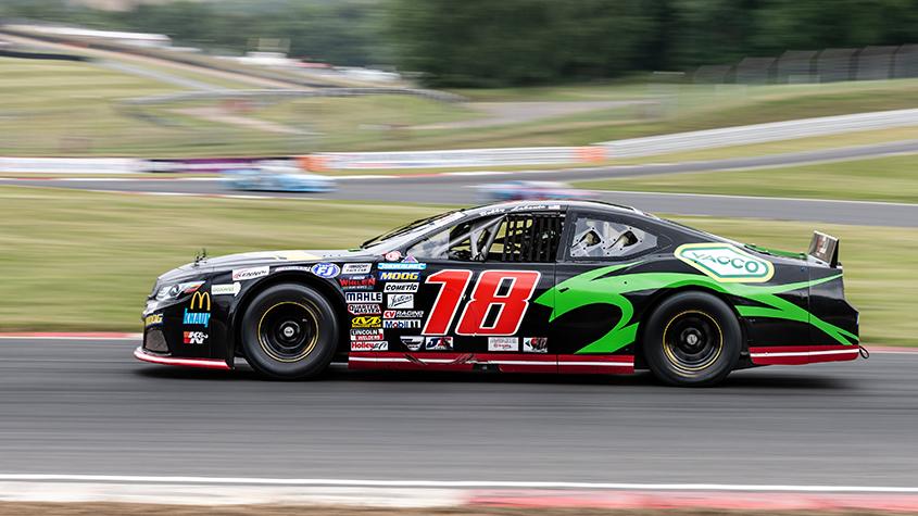 NASCAR Whelen Euro Series Bobby Labonte