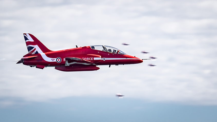 The Red Arrows single
