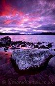 Kilpisjarvi Sunset