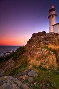 Lobster Cove Lighthouse Sunrise