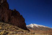 Mt. Teide from Los Roques de Garcia trail