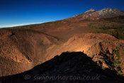 Teide from Mt. Samara