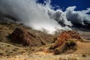 Teide South Rim from Mirador del Llano de Ucanca