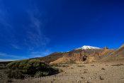 Teide from Llano de Ucanca