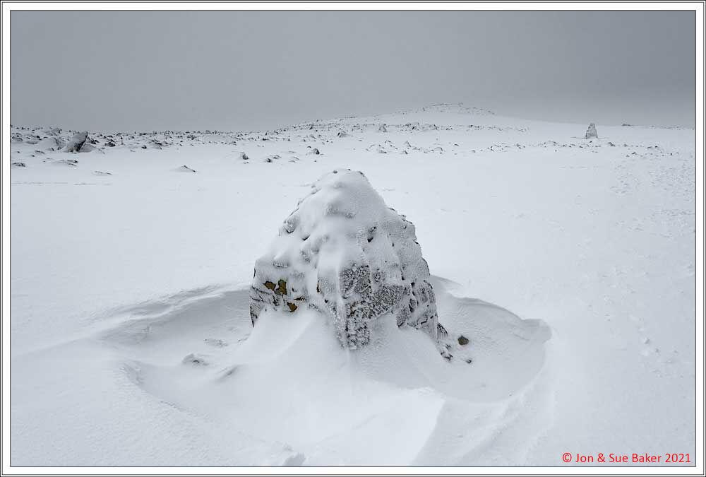 Winter Cairn 01