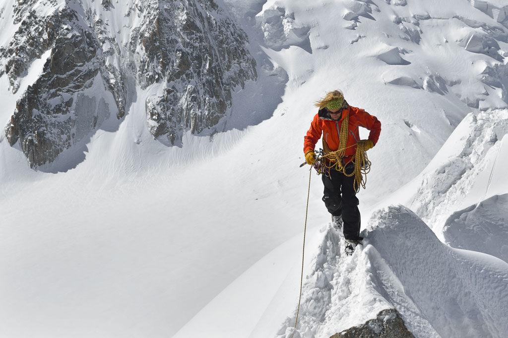 The Last Mountaineer