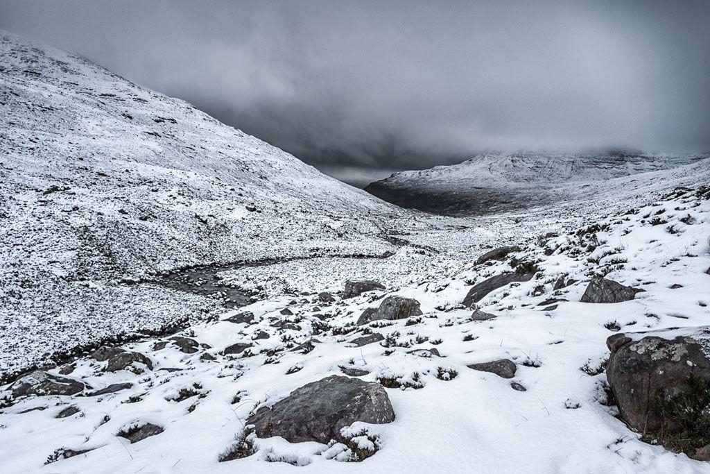 Winter In The Glen