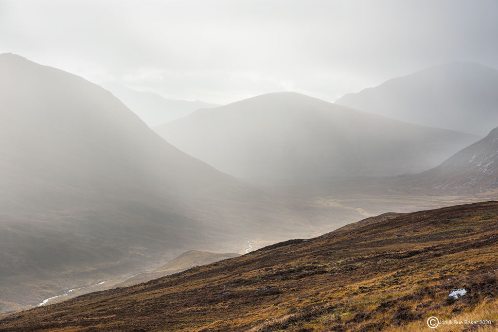 Closing In ~ Glen Affric