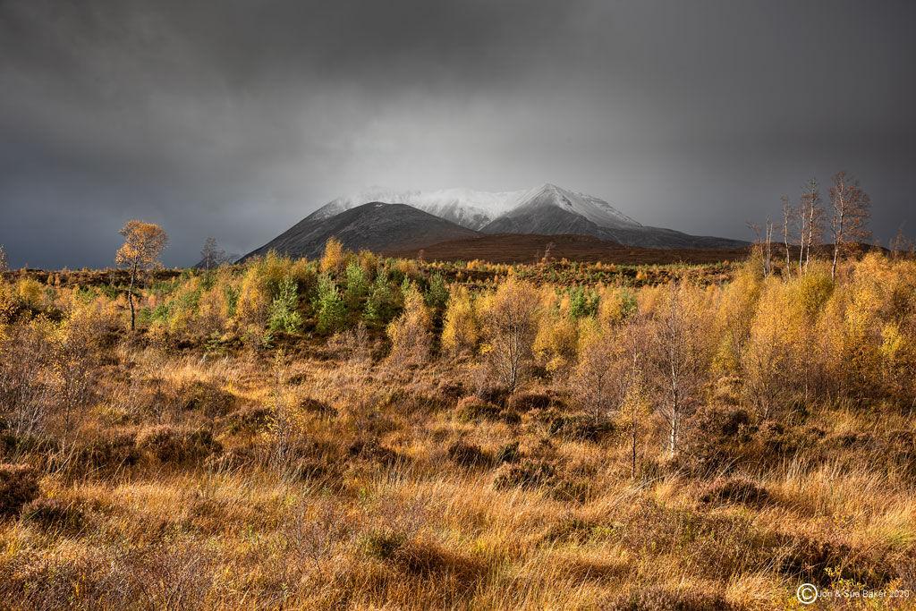 Autumn ~ Beinn Eighe