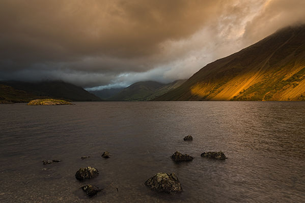 Wastwater Sunset 09