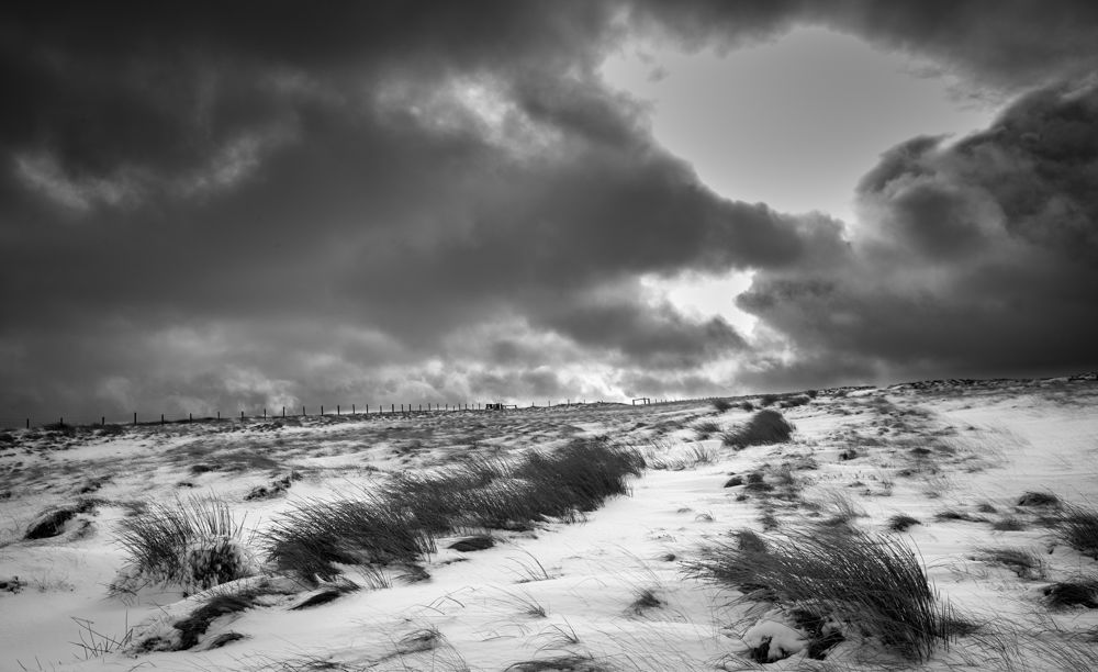 Pennine Snow