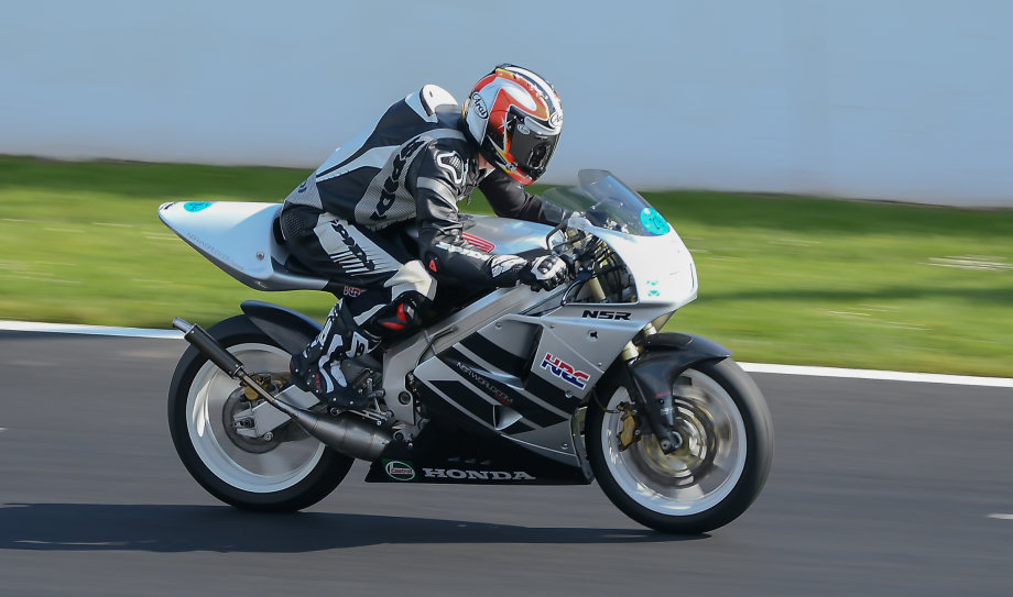 Donington legends Trackday bikes