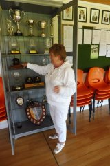 Captain Helen Swarbrigg adds Reddin Cup to the trophy cabinet