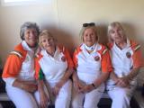 Division 4 ladies