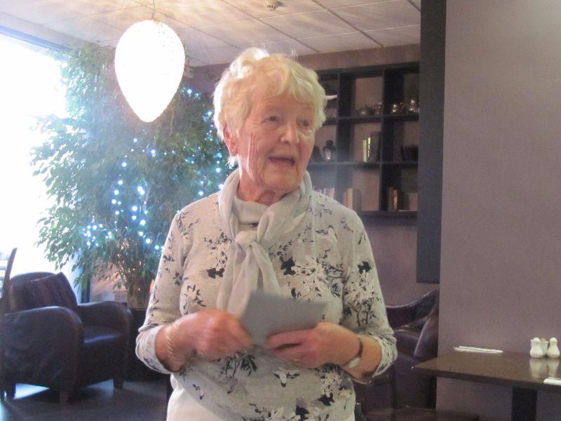 Sylvia Hogan