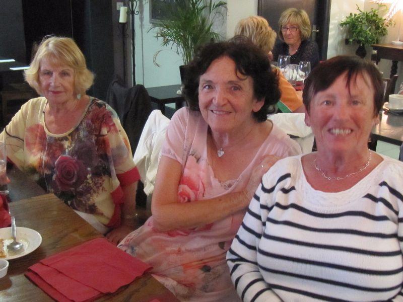 Maura OGara Griffin, Liz Kenny, Mary Doherty