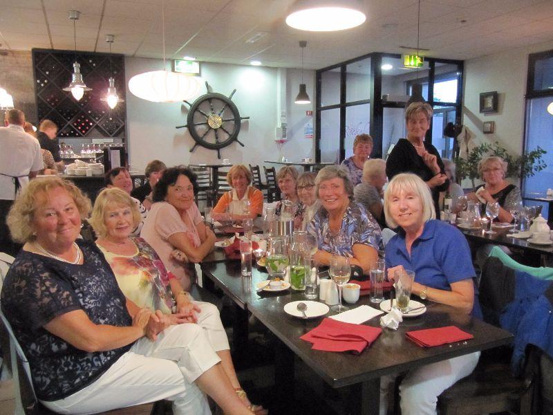 Ladies Captain Day 2017 at Rockabill Restaurant