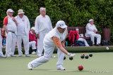 Skerries Tony Treleaven in action