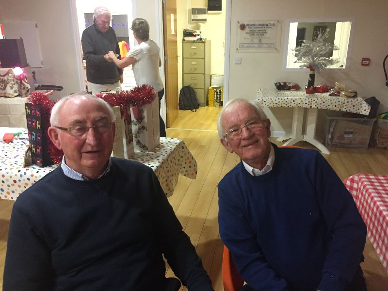 Stephen Attley & Tony Roy