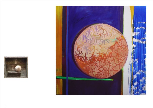 SPHERE-Symbol of Life (diptych) 2009